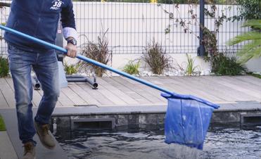 nettoyage piscine - contrat entretien piscine aux issambres et sainte maxime